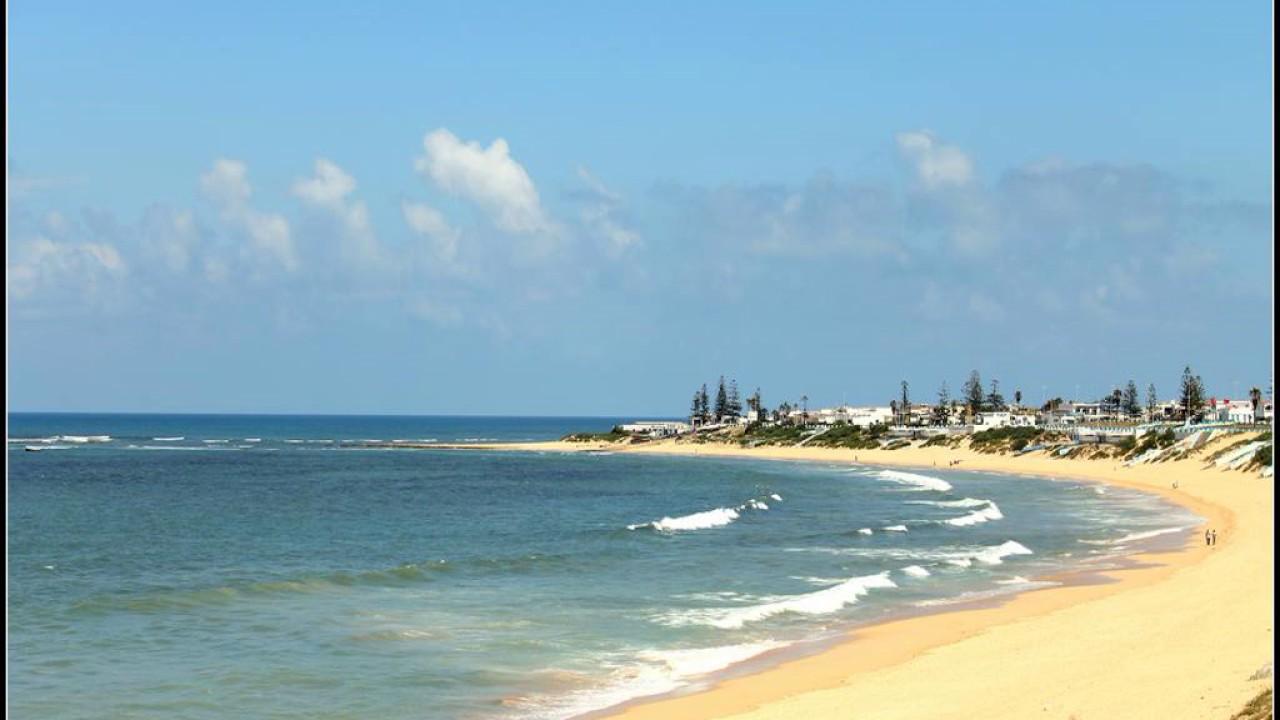 Beach: Villa Sidi Bouzid Beach