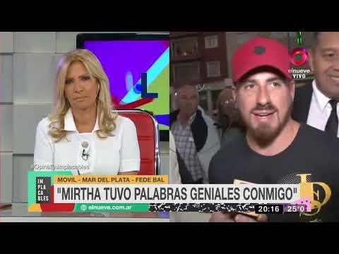 Nazarena Velez vs. Fede Bal: La perimetral del escándalo