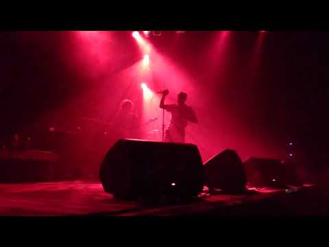Tricky - Fragment from My Palestine Girl Live at Majestic Music Club