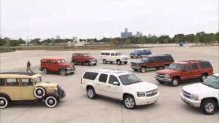 75 Years of Chevrolet Suburban