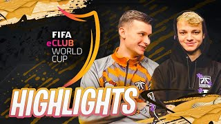 HOW ME AND TEKKZ QUALIFIED FOR THE CLUB WORLD CUP! GAMEPLAY HIGHLIGHTS FIFA 20