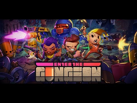 Let's Play Enter the Gungeon! Ep 112: Threw it on the Ground!!!