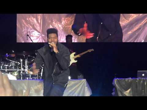 Love Lies - Khalid (Live)