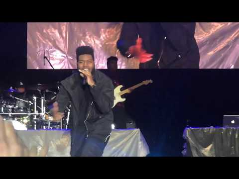 Love Lies - Khalid (Live) HD