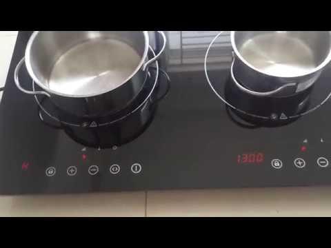 Hướng dẫn sử dụng bếp từ Steba IK300 - hàng Đức