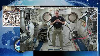 Expedition 56 Education Interview with Liberty County School District - September 17, 2018