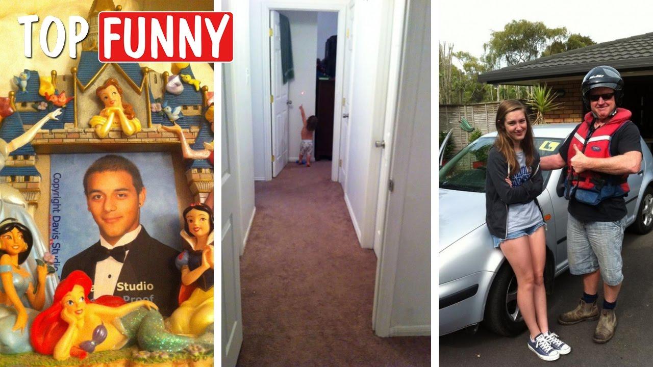 Genius Parents Trolling Their Kids With Their Hilarious Sense - 12 hilarious sibling pranks perfectly sum brotherhood