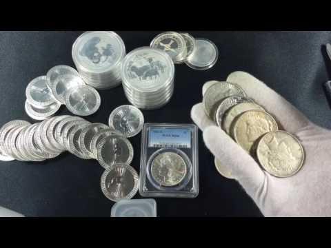 Trade Premium/Numi Coins for bullion? GSR attack!