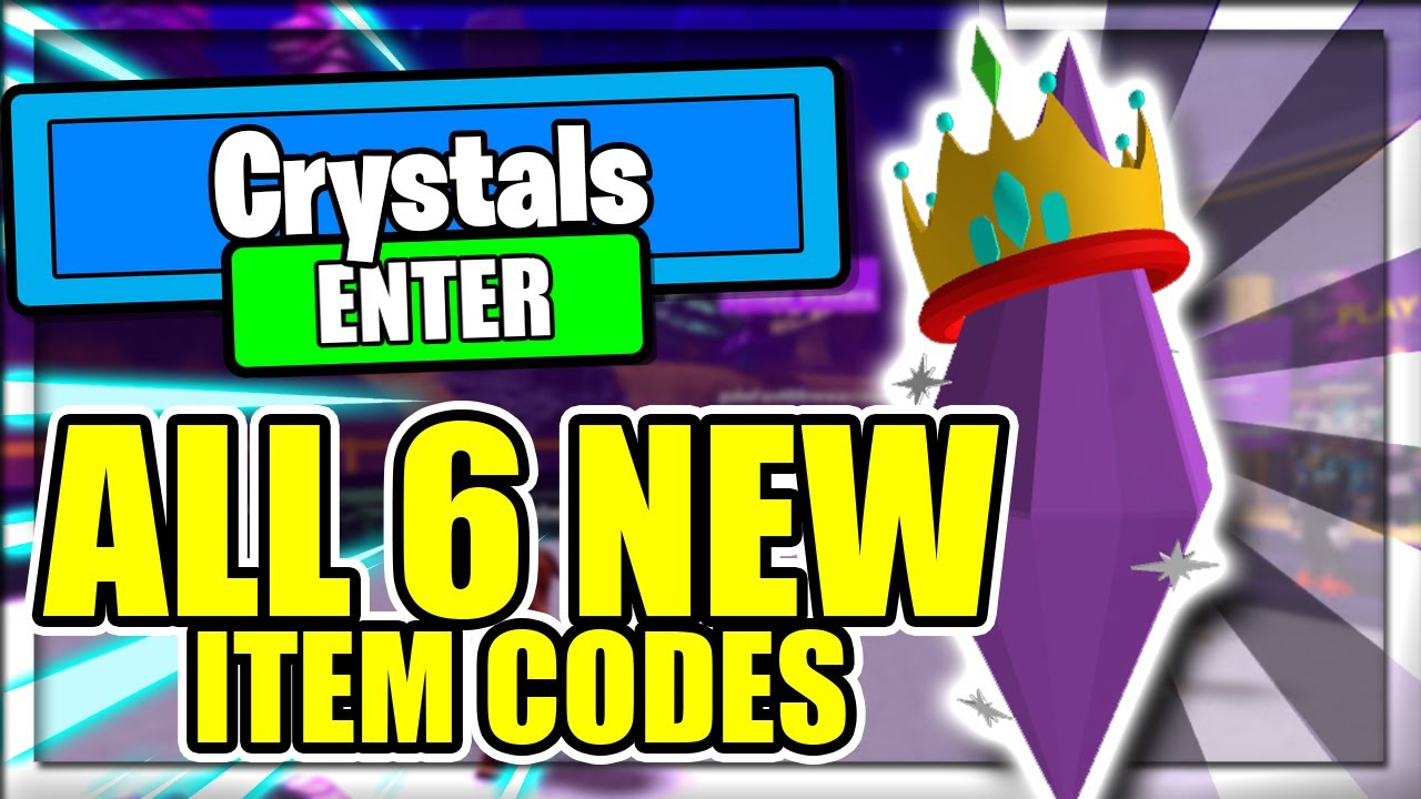 ALL *6* NEW SECRET ITEM CODES Roblox Island Of Move YouTube