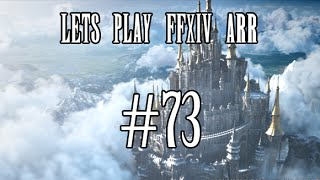 Lets Play FFXIV Heavensward #73: Ishgard & The Sea of Clouds