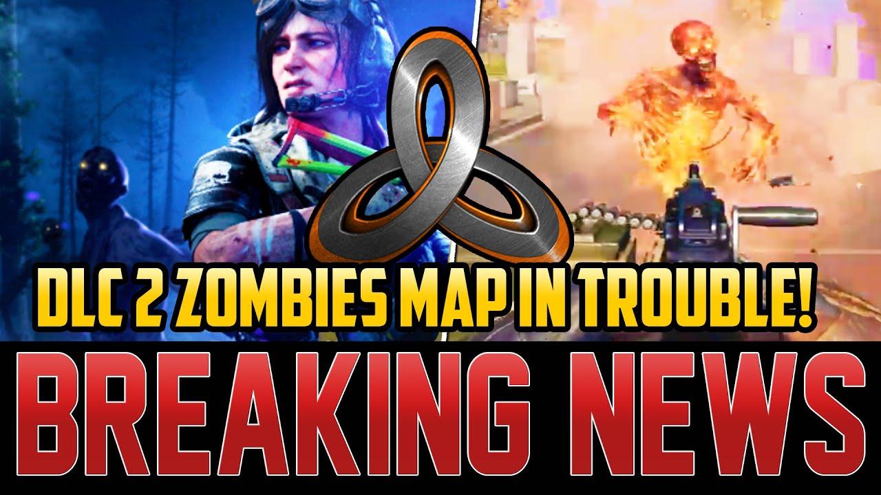TREYARCH FINALLY TALKS DLC 2 ZOMBIES MAP – CONCERNING NEWS! (Cold War Zombies)
