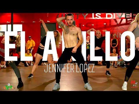 Jennifer Lopez - El Anillo | Hamilton Evans Choreography