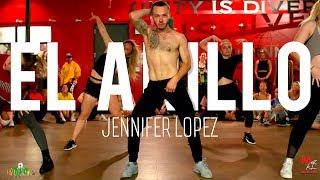 Jennifer Lopez El Anillo Hamilton Evans Choreography.mp3