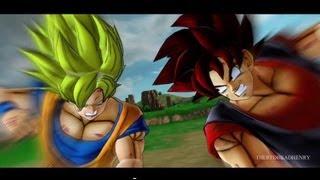 Goku vs. Evil Goku [Remastered]