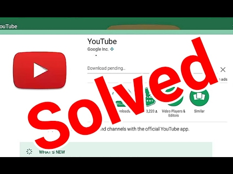PLAY STORE DOWNLOAD PENDING, DOWNLOAD PAUSED/NOT DOWNLOADING PROBLEM SOLVED  (WITH 3 BEST METHOD)