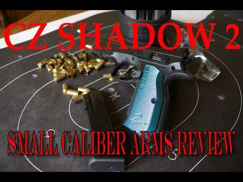CZ SHADOW 2 Great Choice For A Race Gun