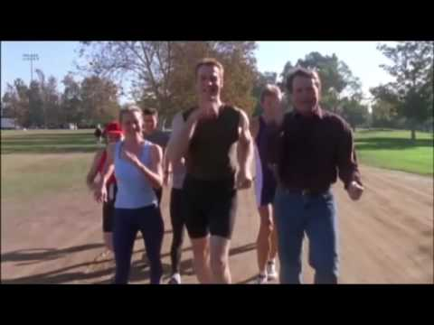 Malcolm In The Middle Race Walking