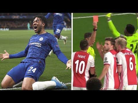 Челси - Аякс 4:4! Обзор матчей Лиги чемпионов