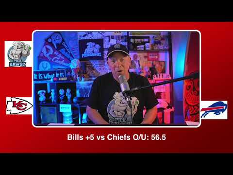 Buffalo Bills vs Kansas City Chiefs NFL Pick and Prediction MNF 10/19/20 Week 6 NFL Betting Tips