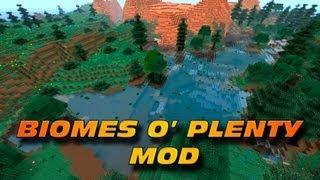 Minecraft: Biomes O