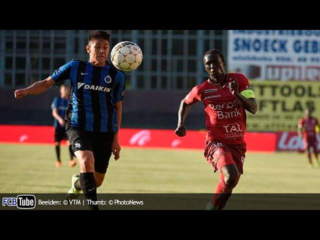2015-2016 - Jupiler Pro League - 05. Zulte Waregem - Club Brugge 2-0