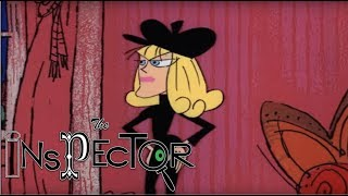 French Feud | Pink Panther Cartoons | The Inspector