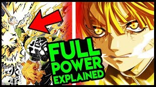 How Strong is Zenitsu Agatsuma? (Demon Slayer / Kimetsu no Yaiba Full Power Explained)