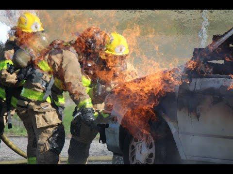 Tampa Fire Rescue Recruit Class 2015 - 02