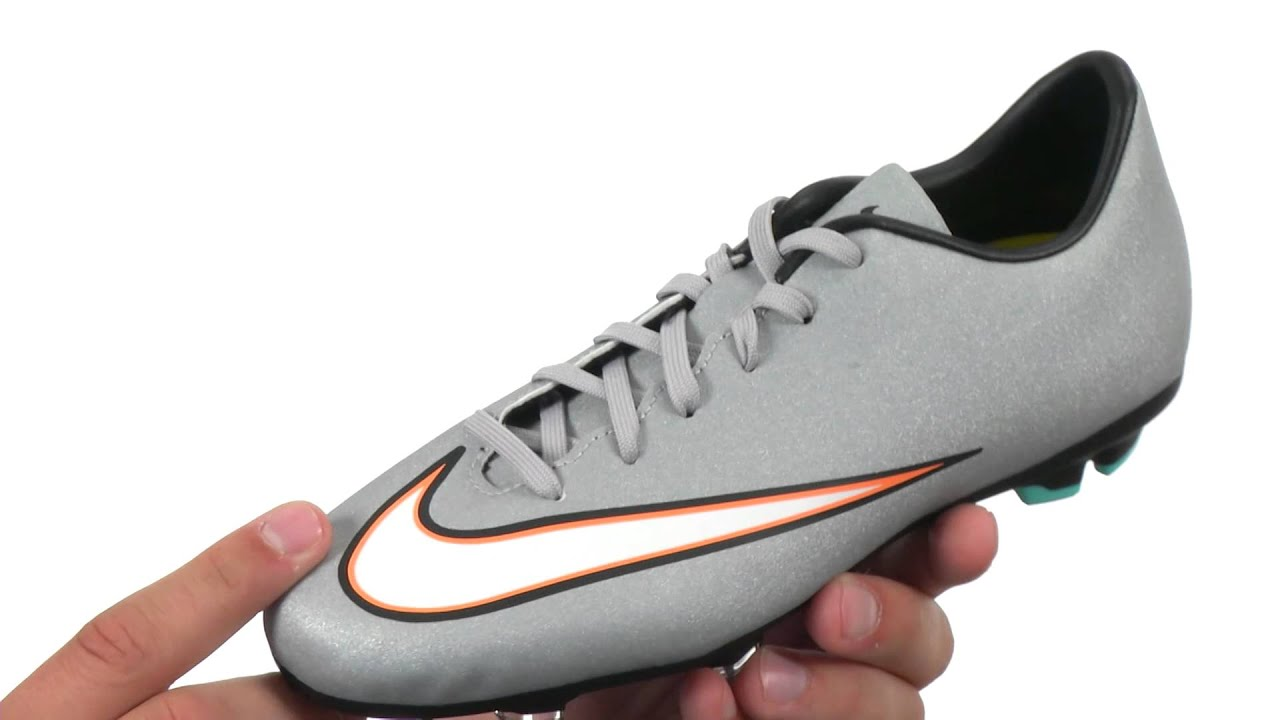 pretty nice e2b17 02973 Nike Kids Jr Mercurial Victory V CR FG (Little Kid/Big Kid) SKU:8495851