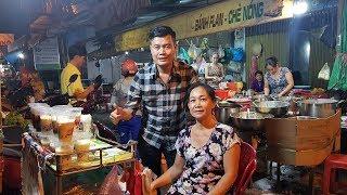 Đói bụng muốn xỉu gặp quán chè ba đời ngon nhất Sài Gòn ăn no muốn xỉu!!!