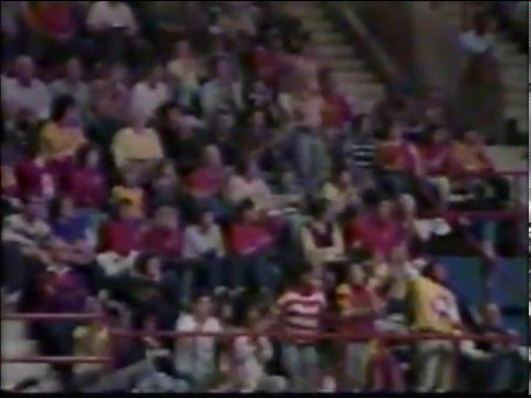 Eastern York High School   Boys Basketball vs Columbia   PA District III AA Finals   1988