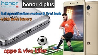Honor Holly 4 Plus launched in India: Price, specifications and features_HD.MP4