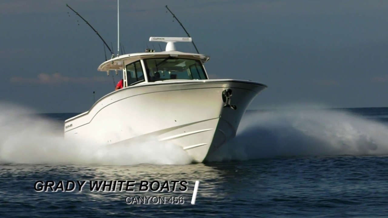 Grady White Boats Canyon 456