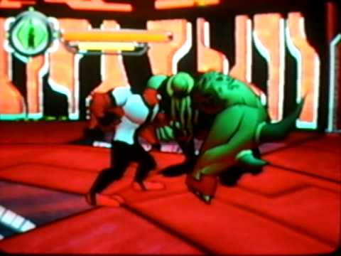 Ben 10 the game - Vilgax defeated