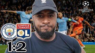 Manchester City 1 2 Lyon   Will City Flop This Season?   Guardiola Ban