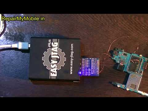 Easy Jtag Plus: How to find Pinout & Read Info of Samsung J200G