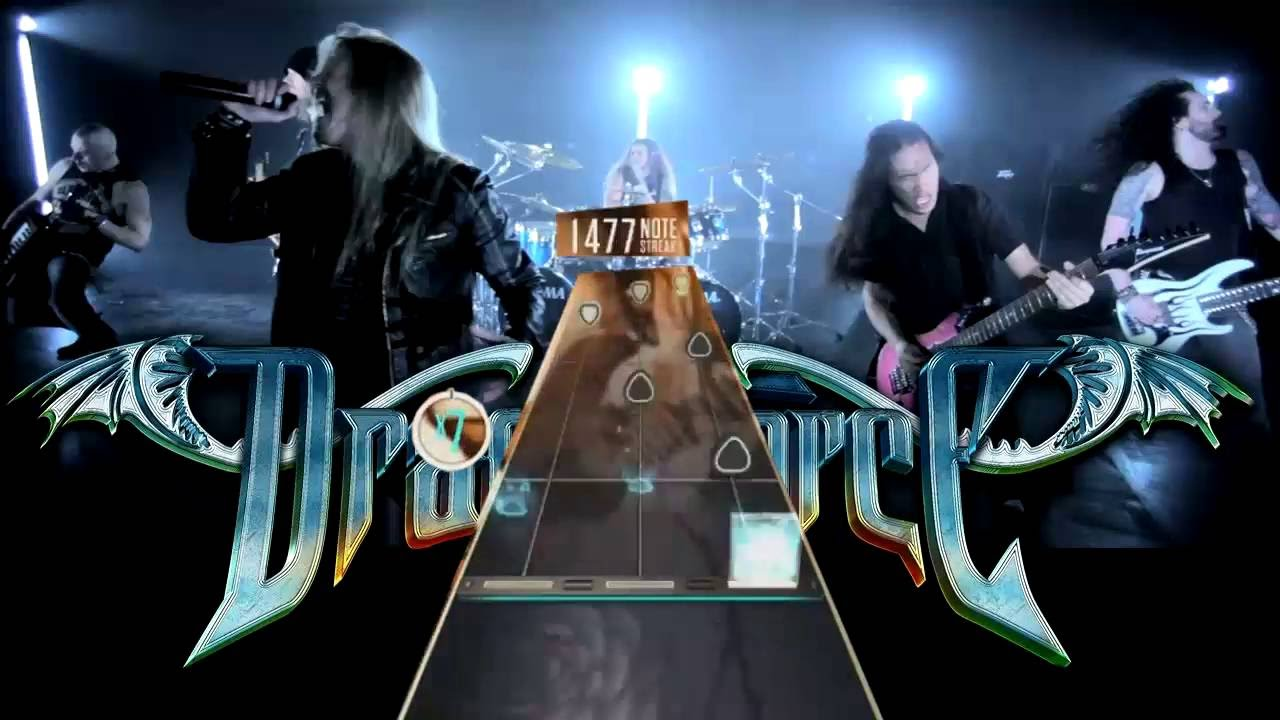 Guitar Hero Live: Through the Fire and Flames by ...Fire And Flames Dragonforce