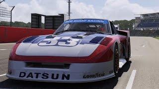 Datsun #33 Bob Sharp Racing 280ZX Turbo 1979 - Forza Motorsport 6 - Test Drive Gameplay (HD) [1080p]