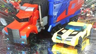 よみがえるTRANSFORMERS Adventure TAV21 OPTIMUSPRIME