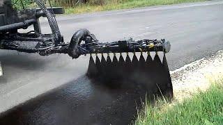 Невероятные Дорожные Технологии, Которые Реально Безумны