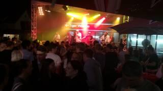 Burning Heart live @ Esso Tankstelle Bergkamen
