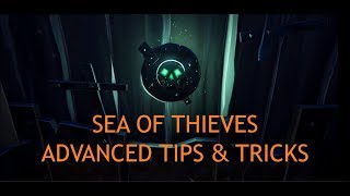 Sea of Thieves - Advanced Tips & Tricks - Gunpowder Kegs - Shortcuts - Maneuvers