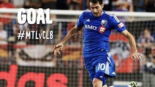 GOAL: Ignacio Piatti cuts back and finds the side netting | Montreal Impact vs Columbus Crew