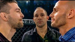 Face to Face mit meinem Gegner - Flying Uwe