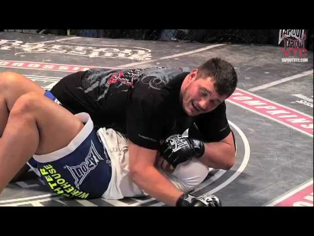 MMA Training: Upside Down Guard Sweep with Matt Mitrione