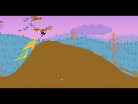 Dino Run DX - The Hitchhiker  