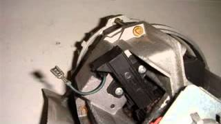 how to change carbon brushes on a washing machine hotpoint