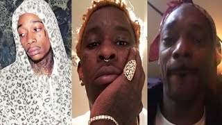 Rappers React to Nipsey Hussle (Meek Mill, Future, Diddy & More)