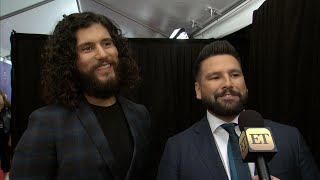 Dan + Shay Talk Performing at Justin and Hailey Bieber's Wedding (Exclusive) Video