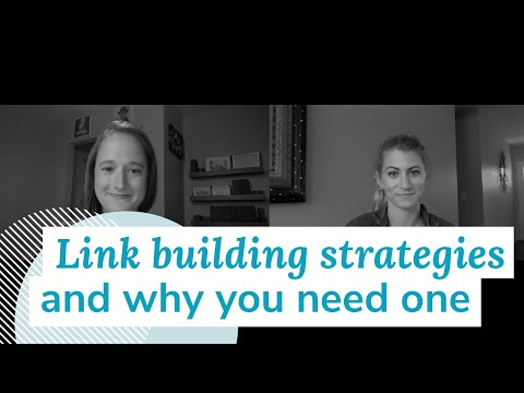 Link Building Strategies and Why You Need One